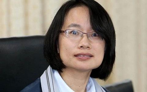 吴音宁是政治小白兔? 台湾名嘴揭其背后大靠山