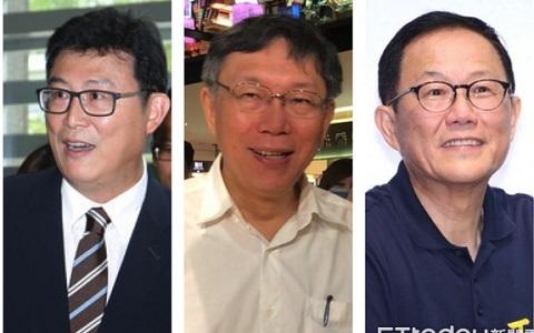 作家曾国民昨日宣布参选 已有12人表态角逐台北市长
