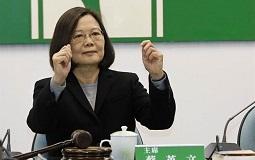 唐慧琳:蔡英文对台湾最大的贡献是不时讲笑话给大家听