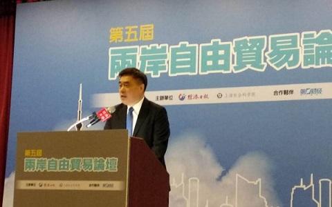 郝龙斌:台湾经济最大难题不是经济 关键在民粹