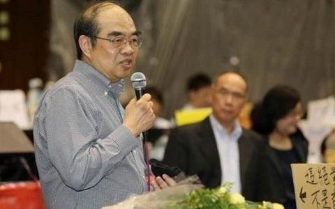 """卖力""""拔管""""40天下台 吴茂昆公司遭爆获台当局有关部门补助"""