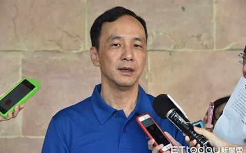 平常合法的到选举就变不合法 朱立伦直呼:台湾的政治很奇妙