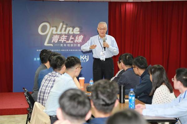 吴敦义:韩国瑜建议的不分区人选不超过三分之一