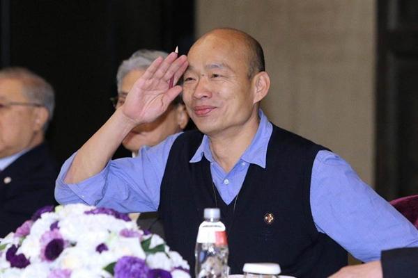韩国瑜民调狂升7% 网友为2020胜选支招:这招让蔡灭顶