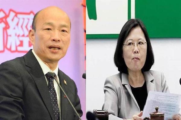 台湾网友呼吁蔡英文与韩国瑜进行两岸政策辩论