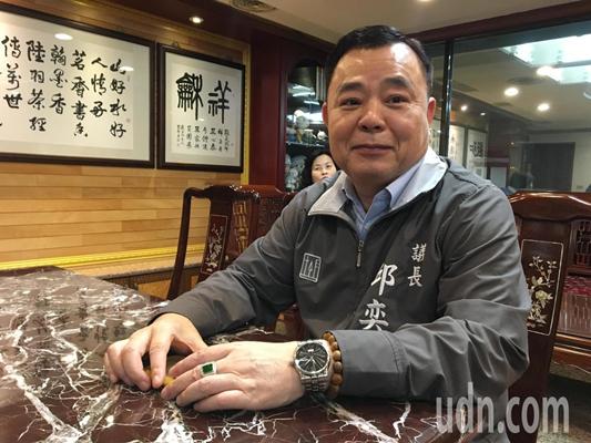 国民党桃园市党部主委卸任 邱奕胜28日接任