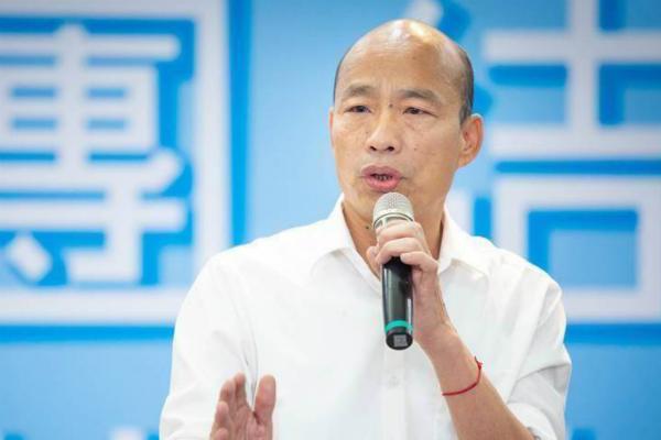 """""""罢韩""""团体指责韩国瑜防疫措施"""