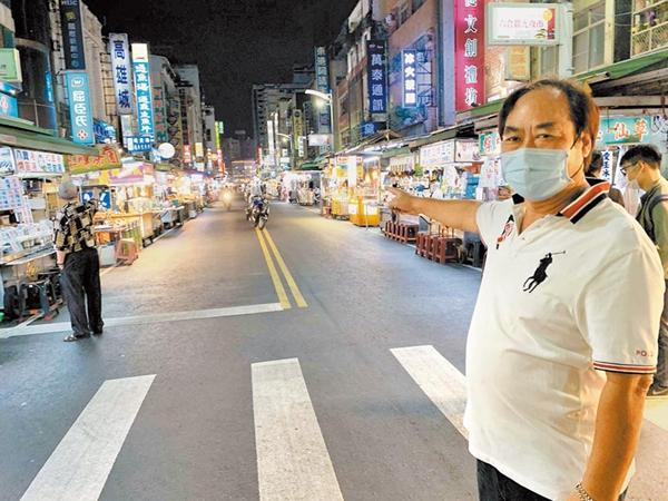 60年来最惨淡 台湾夜市冷到爆摊