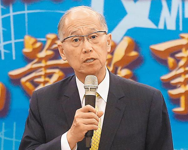 """李大维正式就任台湾海基会董事长 透露蔡英文""""有指示"""""""