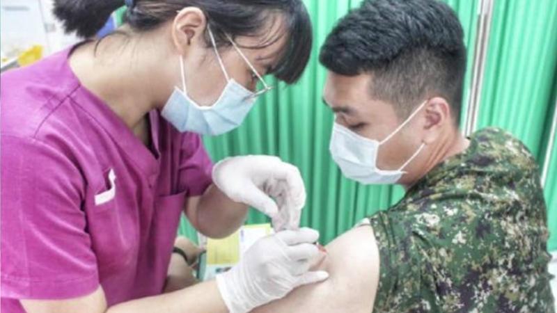 台媒:台东2名官兵接种AZ疫苗后不适,其中1人送医抢救