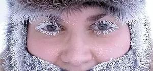 你知道俄罗斯冬天很冷 但你知道到底有多冷吗?