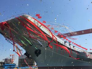 【趣玩27】中国航母发展历程