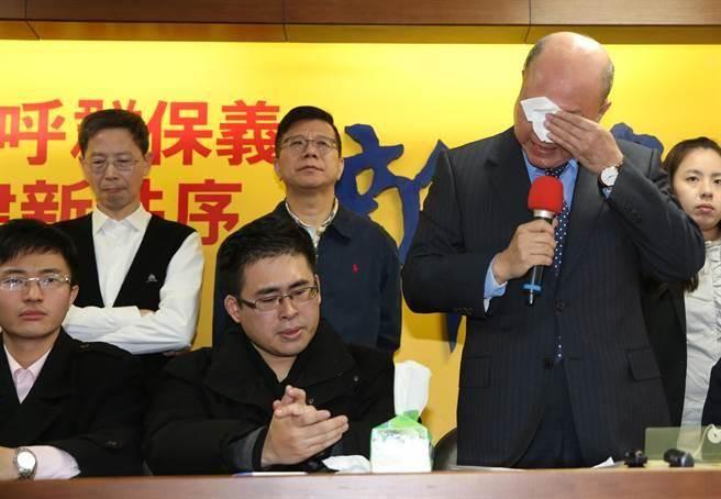 """民进党绿色恐怖惹民怨 蔡英文外出遭统""""独""""两派双面夹击"""