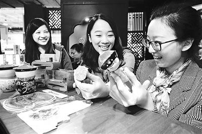 中華文化是依託台灣文創産品風靡兩岸(圖)
