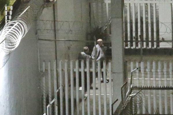 高雄监狱劫狱犯提出五点诉求 痛斥陈水扁保外就医