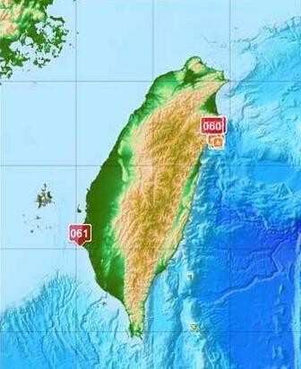 """(图摘自台湾""""气象局"""")"""