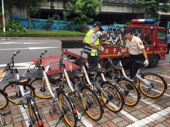 共享单车台湾遇冷 网友抱怨:第一次骑就讨厌它