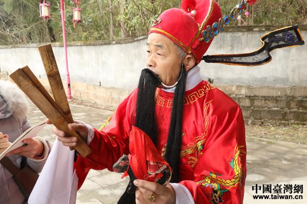 """【网络媒体走转改】""""春节老人""""落下闳:让阆中IP走出历史,走向世界"""