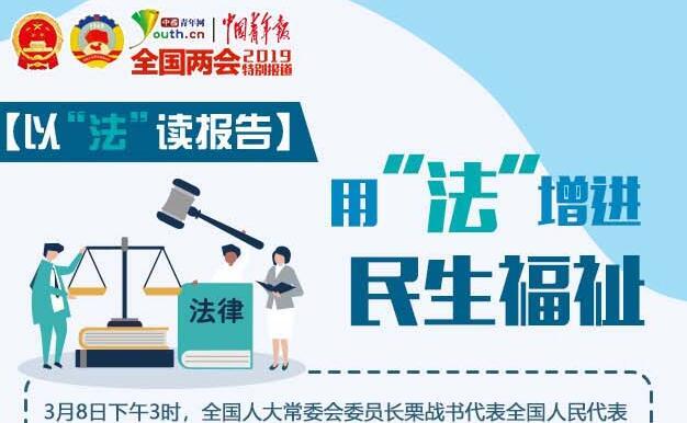 """【以""""法""""读报告】用""""法""""增进民生福祉"""
