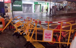 31日香港发生了啥?心痛!仅一天,暴徒将香港弄得如同战场,一片狼藉