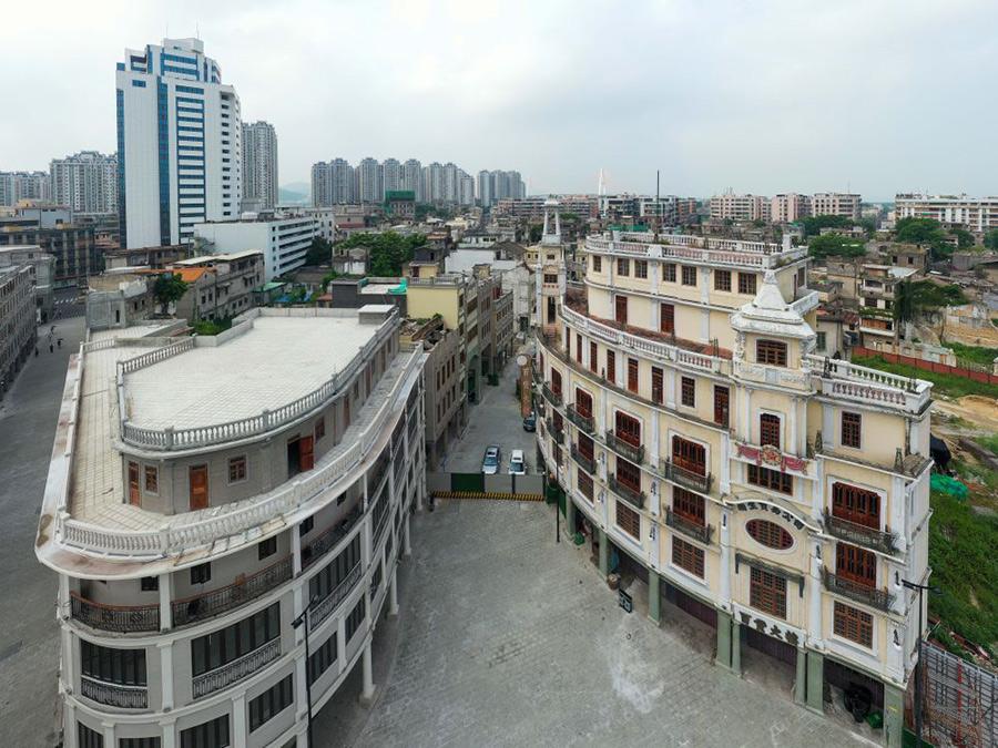 汕头华侨经济文化合作试验区由邦务院批复赞同设立