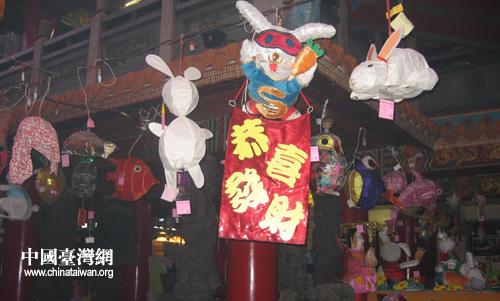 ...慈佑宫 台北人过年拜拜的好去处图片 172959 500x301