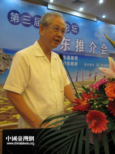 台湾屏东县海峡论坛造势 特色3D旅游迎接大陆客