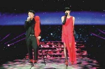 央视春晚备受台湾民众关注 刘谦王菲陈奕迅成焦点