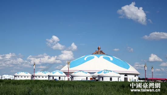 蒙古族风景的高清图片