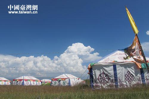 网络媒体青海行记者走进神秘原子城:海北州西海镇