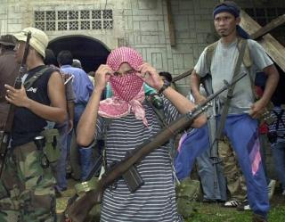 阿布/菲律宾阿布沙伊夫恐怖组织。(网络图)