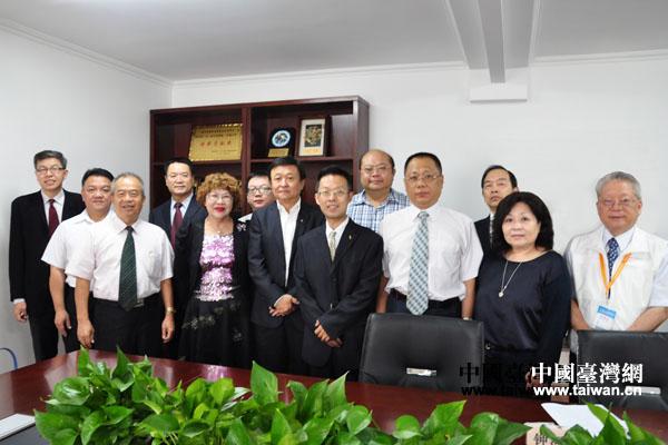 2014海峡两岸出版界联谊会在京举行