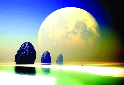 中秋赏月重意境 山东六大赏月胜地不容错过(图)