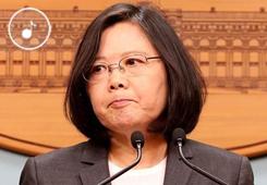 早安海峡 吴敦义:让蔡英文在地方的选举败下去!