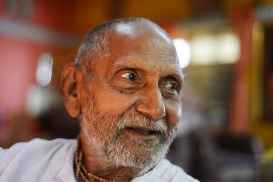 印度120岁人瑞谈长寿秘诀:不近女色