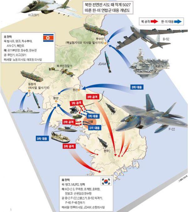 台湾三八网_美韩对朝作战计划曝光 这一天终将来临?_国际_中国台湾网