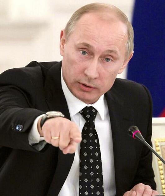 普京称无法接受对叙化武事件进行无根据的指认
