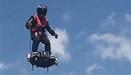 法男子驾驶悬浮滑板成功飞行 美军未来或装备