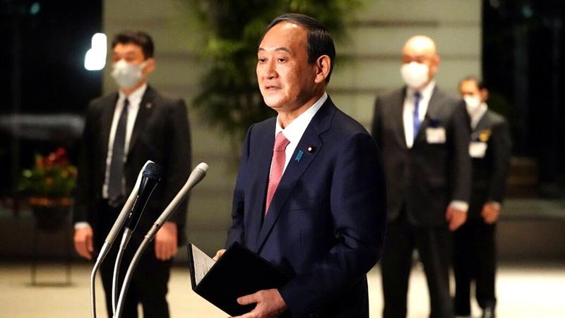 菅义伟今将访美 日媒:即将卸任的日首相访美十分罕见