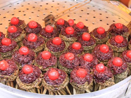 美食节上的台湾美食.图片来源:贵阳市台办图片