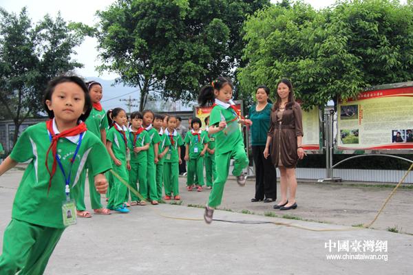 台湾顶新关爱留守儿童:为乡村教育注入向上的力量