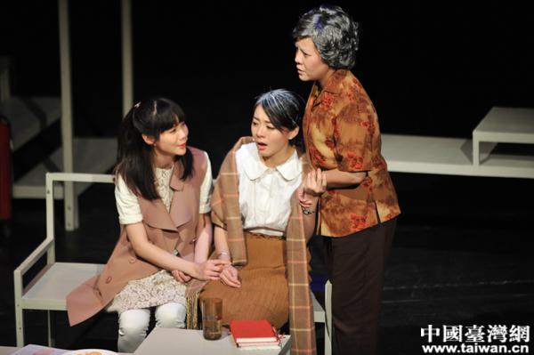 臺灣原創音樂劇《家·書》在國家戲劇院溫情上演