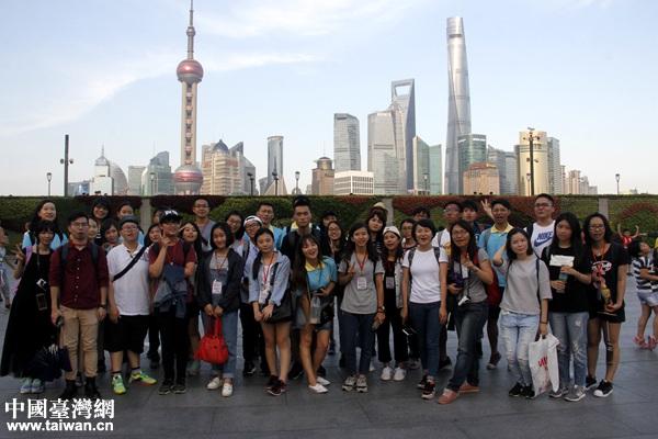 """中国宋庆龄基金会开启""""二十年再相聚—两岸青年交流系列活动"""