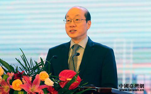 刘结一在第十四届湖北·武汉台湾周开幕式上的致辞