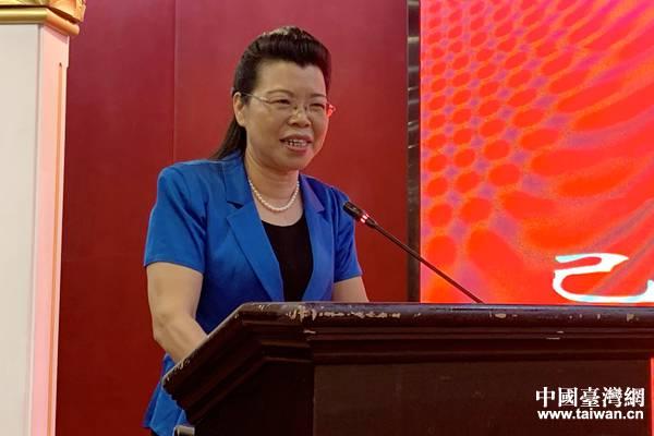 广东省民族宗教委党组副书记、巡视员李秀英