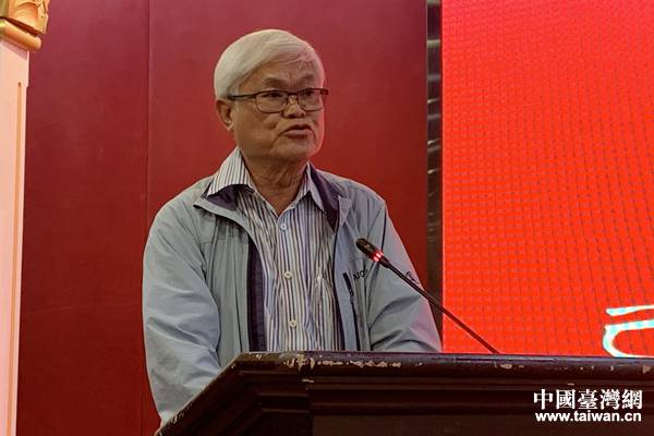 中华民族团结促进会教育委员会主席冼志扬