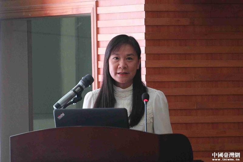 广东省台办副主任黄兆芬在第五届两岸农村治理研讨会上的致辞