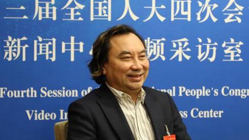 台籍全国人大代表廖海鹰:台湾青年会带来交流的春风