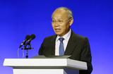 中国国民党副主席林正则致辞