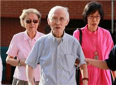 台湾著名诗人余光中今日病逝,享寿90岁。(图片来源:台湾《联合报》)_副本.jpg